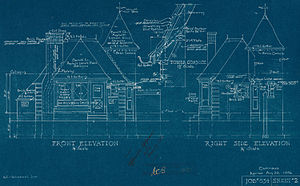 Blue print drawing at getdrawings free for personal use blue 300x186 blueprint malvernweather Images