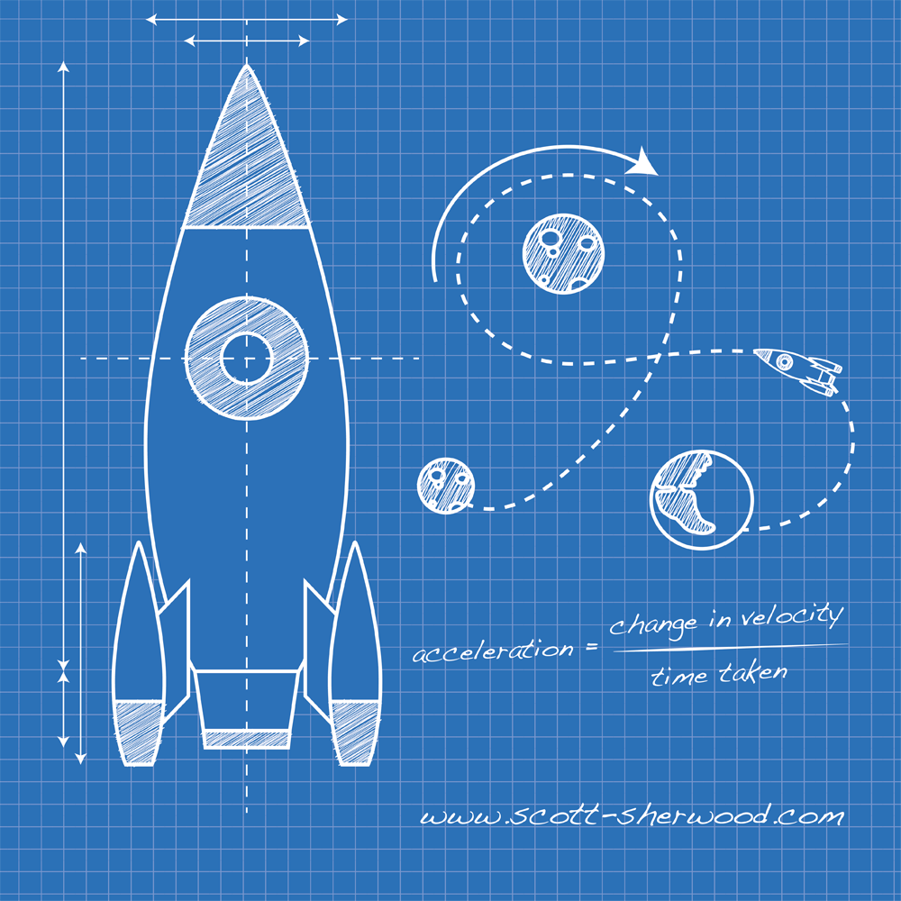 Blue print drawing at getdrawings free for personal use blue 1000x1000 illustrator how to create a blueprint style illustration malvernweather Image collections