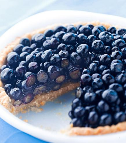 435x492 30 Blueberry Recipes You'Ll Love Midwest Living