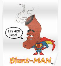 210x230 Blunt Drawing Posters Redbubble