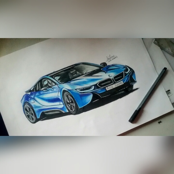 Bmw Drawing At Getdrawings Com Free For Personal Use Bmw Drawing