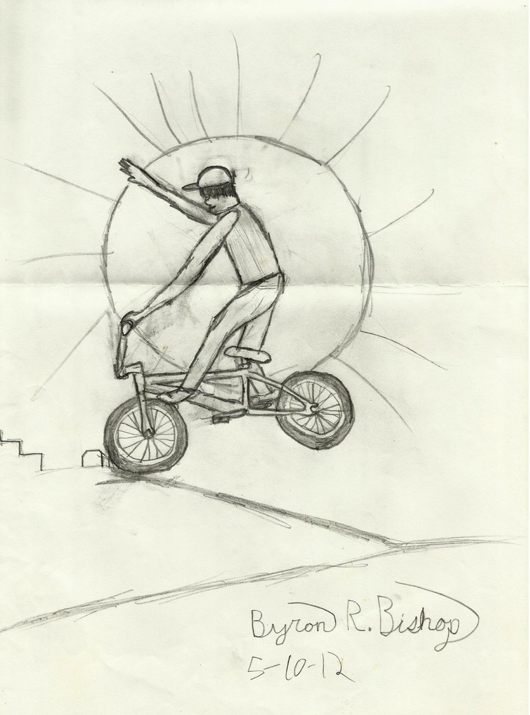 770x1038 Bmx Drawing 6 By Shadowthehedgehog24