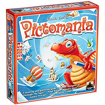350x350 Pictomania Game Board Game Toys Amp Games
