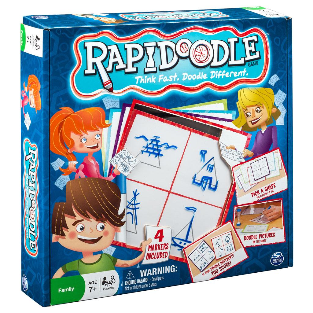 1024x1024 Rapidoodle Game