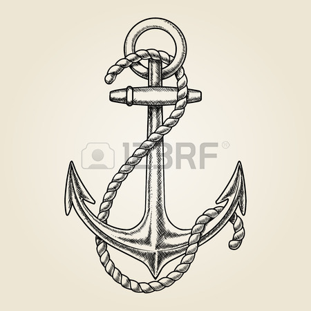 450x450 46,427 Anchor Cliparts, Stock Vector And Royalty Free Anchor