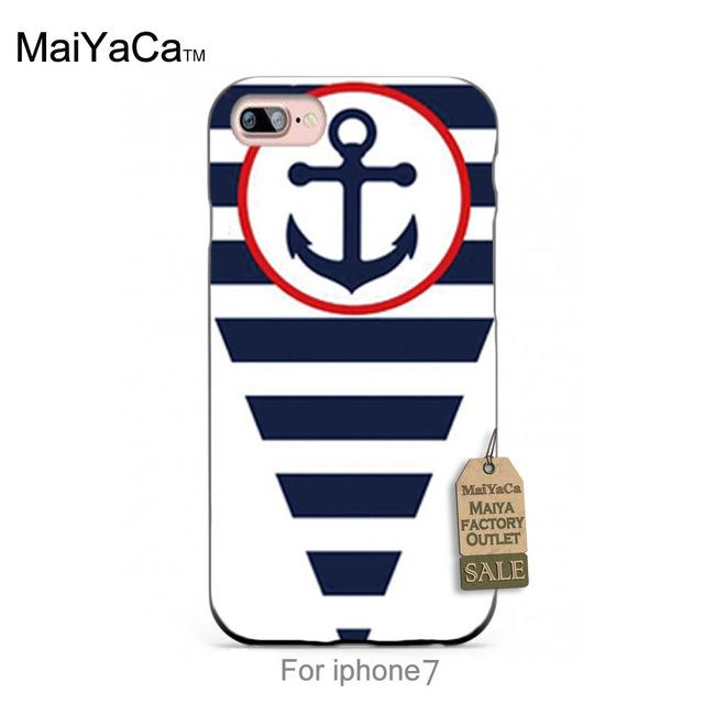 640x640 Maiyaca Silicone Case New Sailor Boat Anchor Logo 2016 Colored