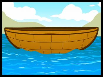 350x261 How To Draw How To Draw A Boat For Kids