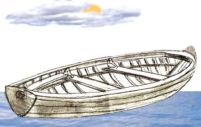 410x259 How To Draw A Boat