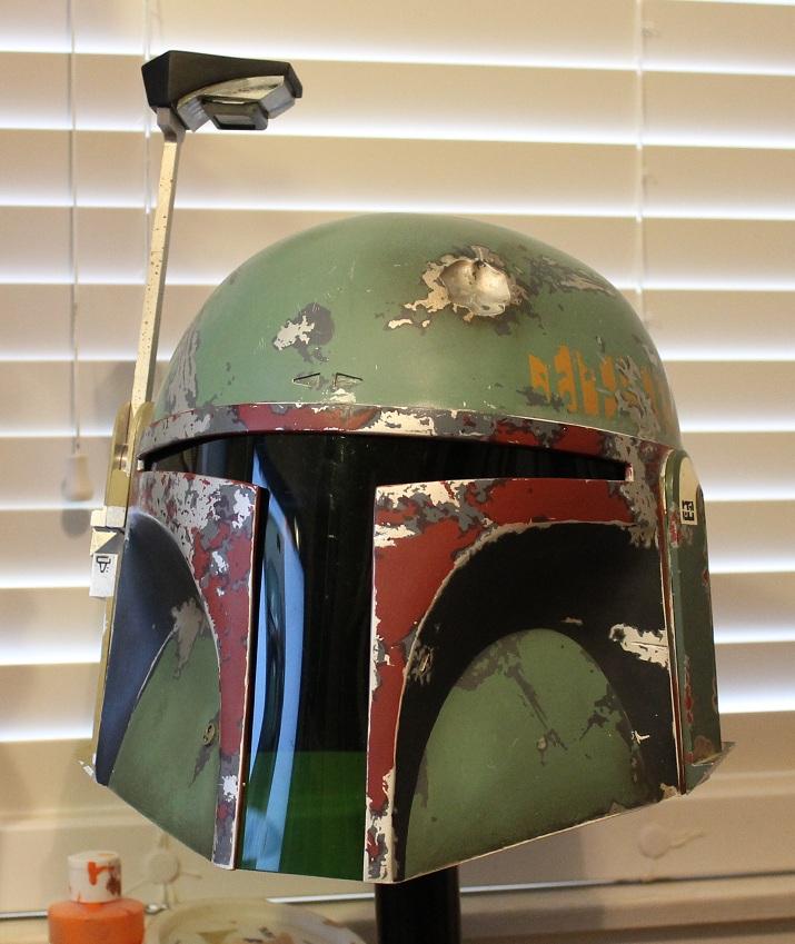 715x849 11 Lifesize Boba Fett Helmet (Esb Style) By Godaiking