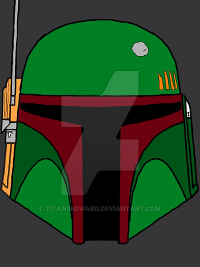 400x533 Boba Fett Helmet By Titansedward