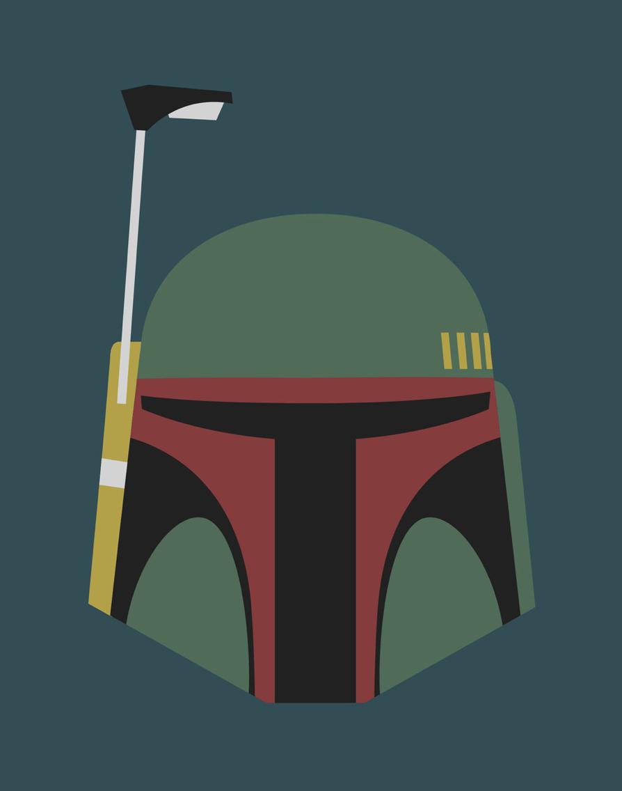 894x1136 Boba Fett Mask Logo Star Wars Boba Fett Mask