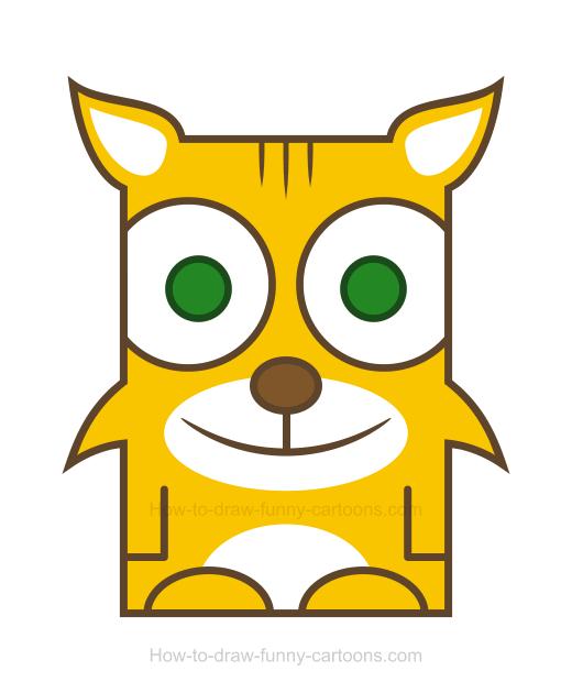 520x630 Bobcat Clipart