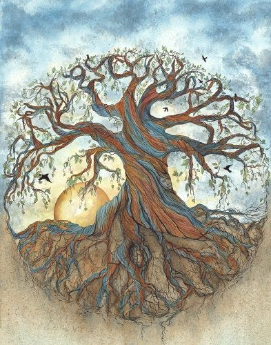 393x500 Bodhi Tree, Would Love This For A Tattoo Art Bodhi