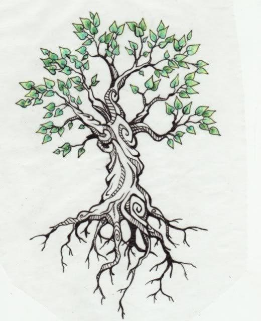520x639 Bodhi Tree Tattoo