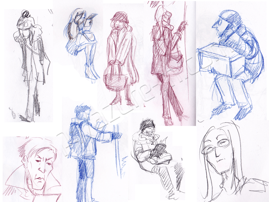 1024x770 Copy Of Gesture Drawing