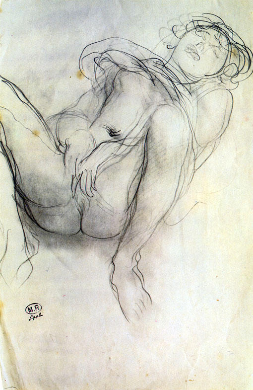 510x785 More Than Just Wine Rodin, Drawing And The Body