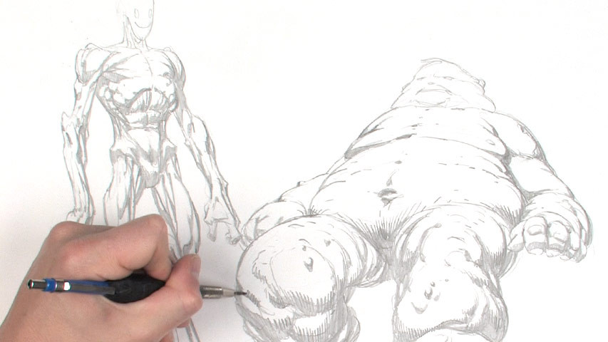 853x480 Dynamic Figure Drawing Volume 3 The Body Gnomon Workshop