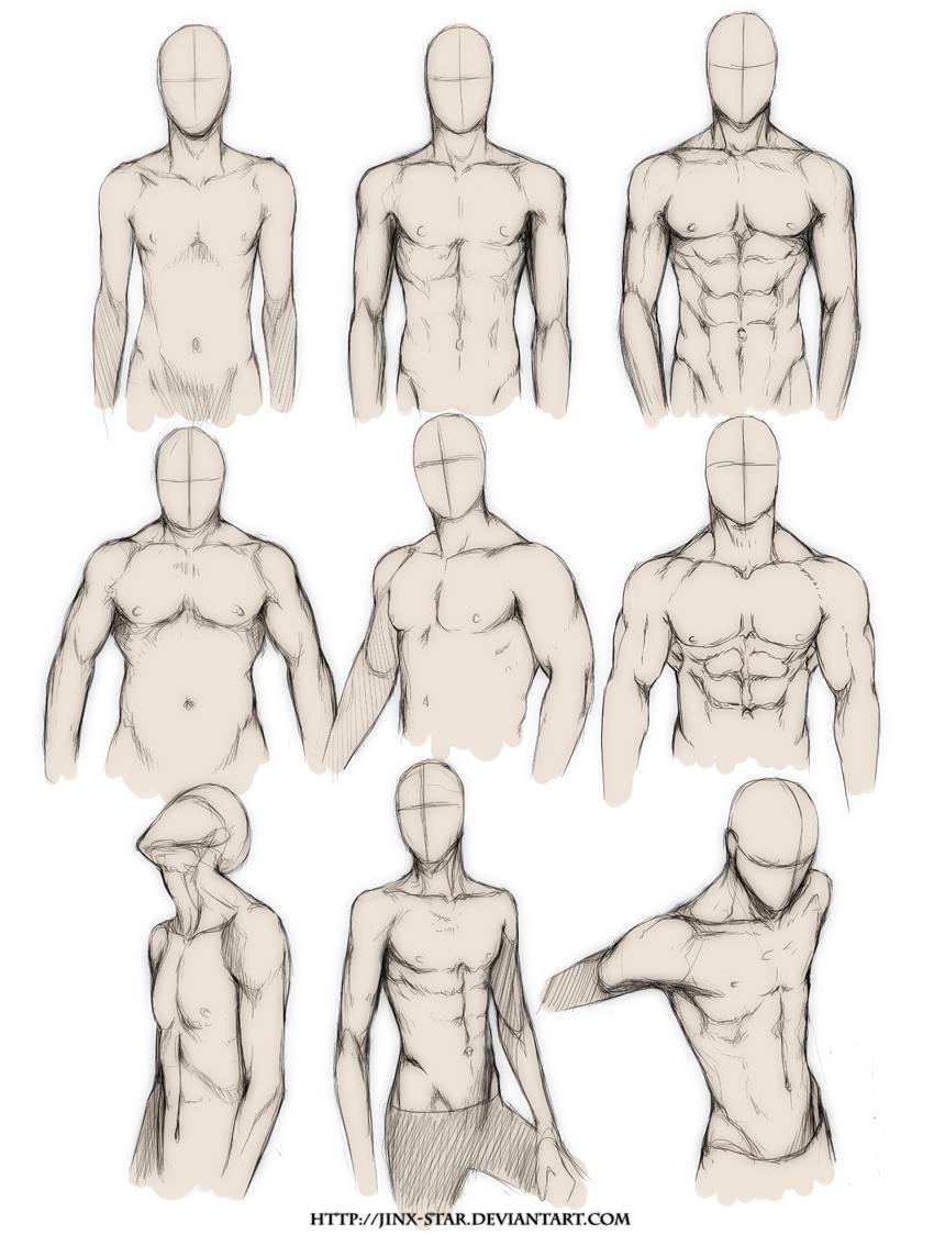 850x1124 Male Body By Moni158