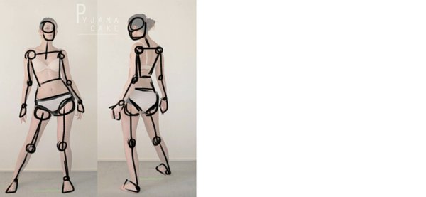 600x277 Sketch This Body Form By Flyntmorsener