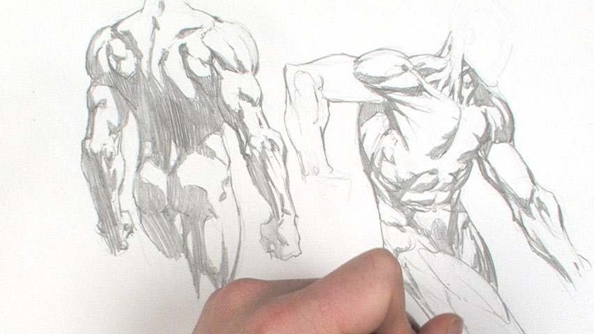 853x480 Dynamic Figure Drawing Volume 3 The Body The Gnomon Workshop