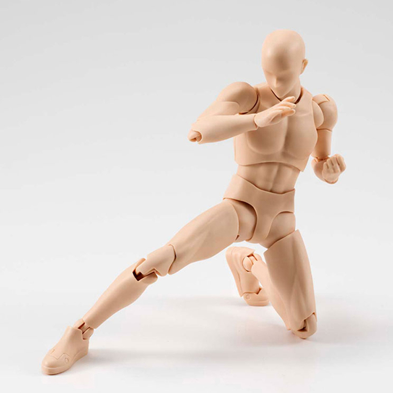800x800 Cool Action Figure Play Arts Kai Anime Body Model Drawing Fashion