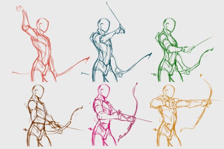 736x490 Hand High Five Poses Drawing