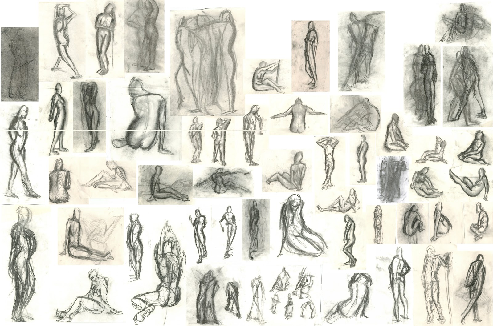 1600x1059 Drawings Stuff Croquis, Gesture Drawing And Body Study