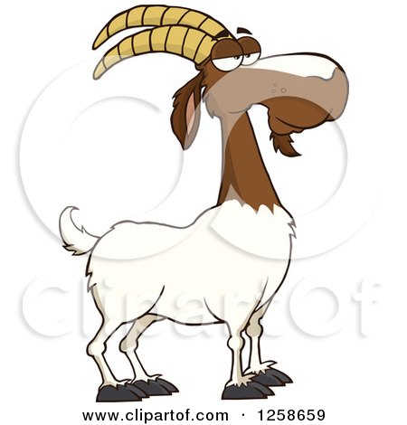 450x470 Royalty Free (Rf) Goat Clipart, Illustrations, Vector Graphics