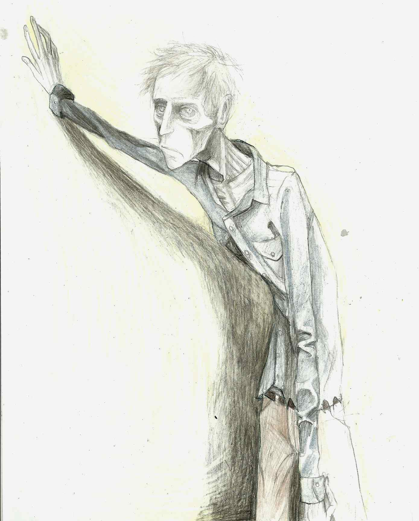 1389x1726 To Kill A Mockingbird Images Boo Radley Drawing Hd Wallpaper