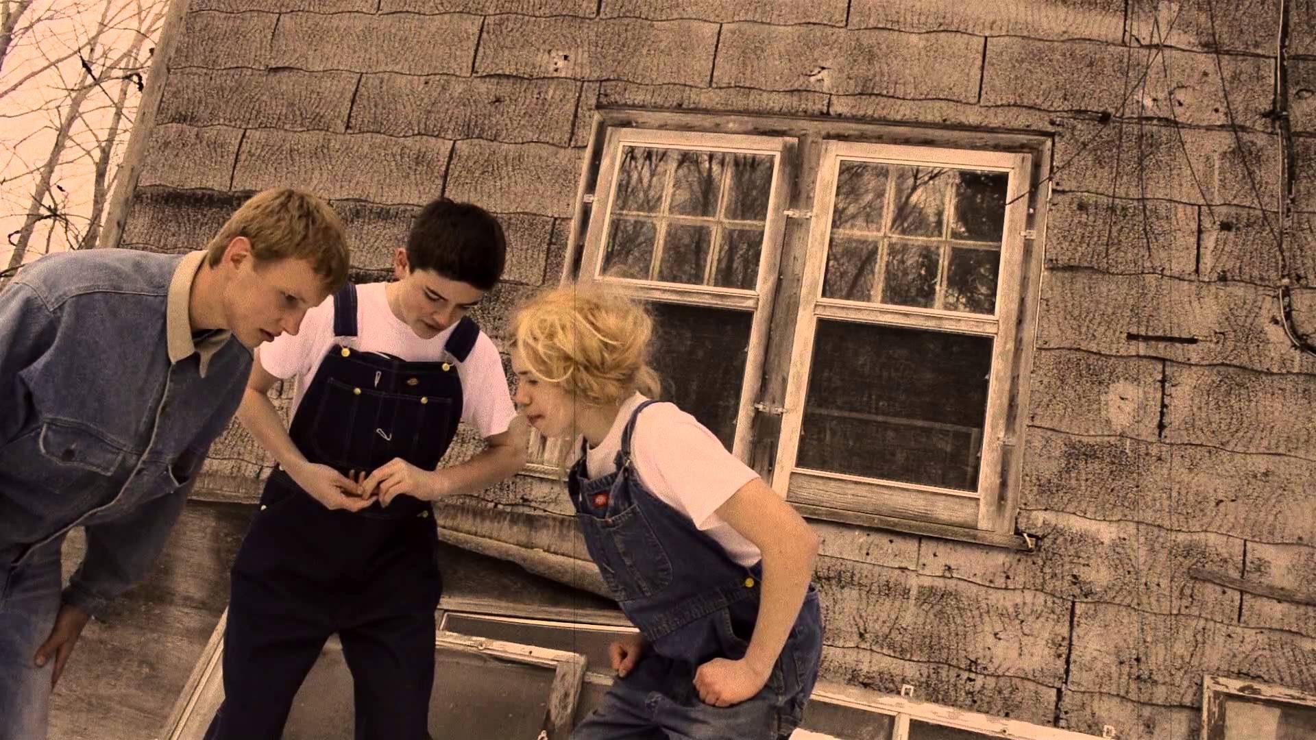 1920x1080 To Kill A Mockingbird Boo Radley's House Scene
