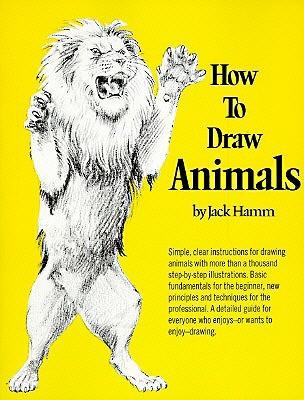 304x400 How To Draw Animals By Jack Hamm