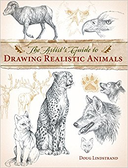 260x339 The Artist's Guide To Drawing Realistic Animals Doug Lindstrand