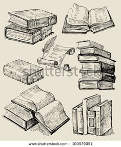 236x288 Blank Open Book Sketch Google, Books And Drawings