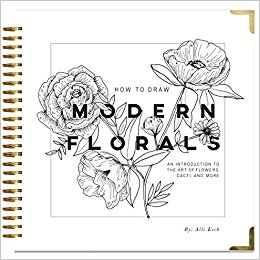 260x260 How To Draw Modern Florals An Introduction To The Art