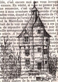 236x332 Clever Book Page Art, Book Art Examples