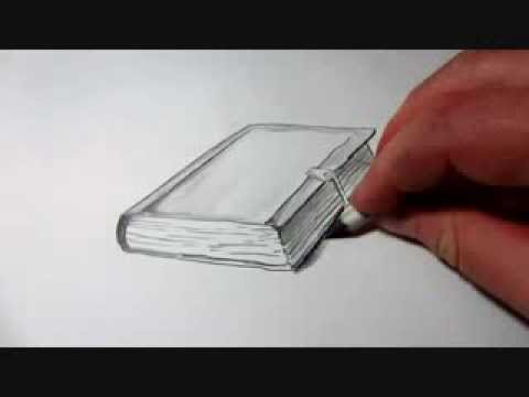 480x360 How To Draw A Book