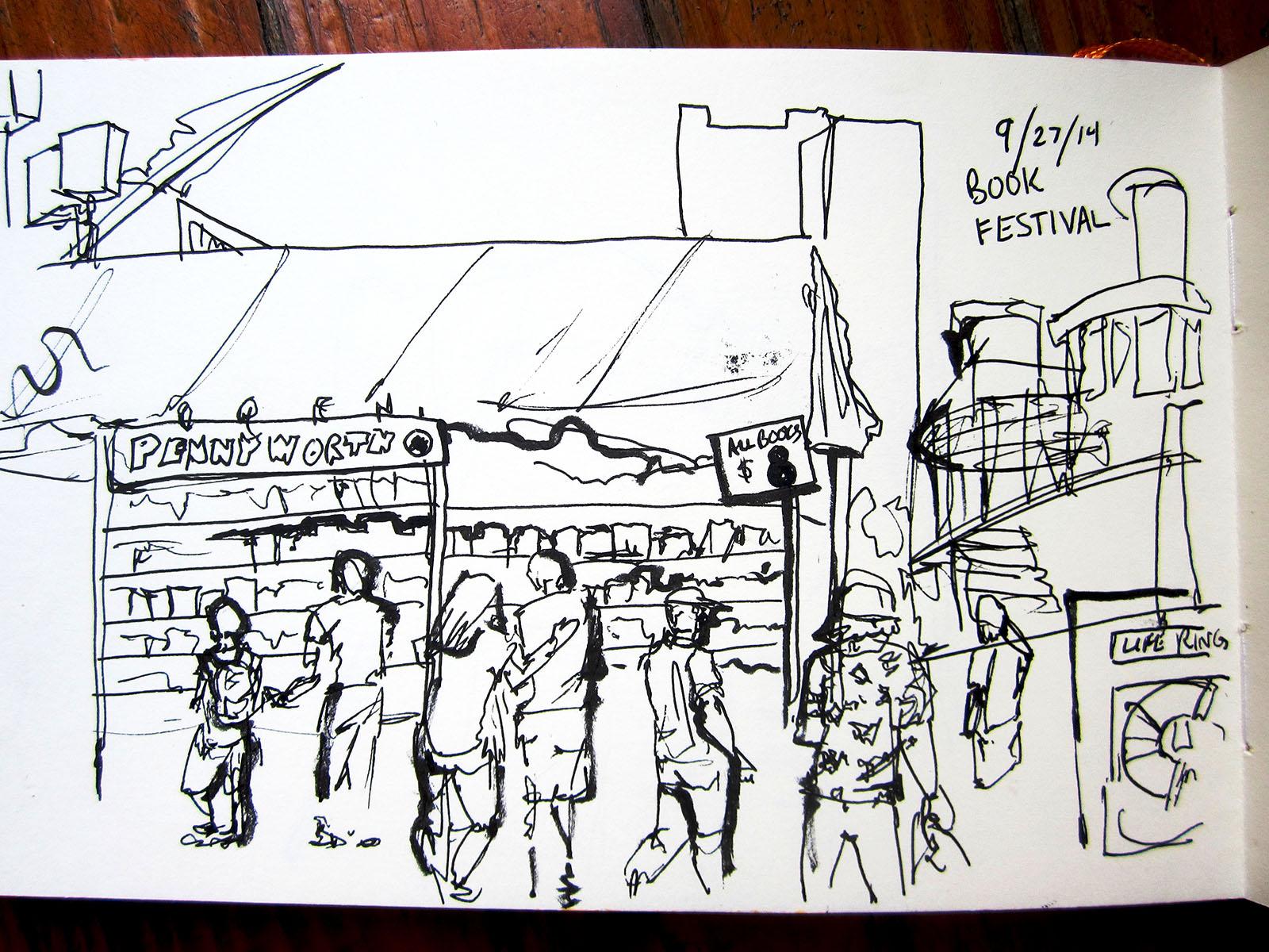 1600x1200 Baltimore Book Fair Pt. 2! Tent Drawings Drawing Baltimore