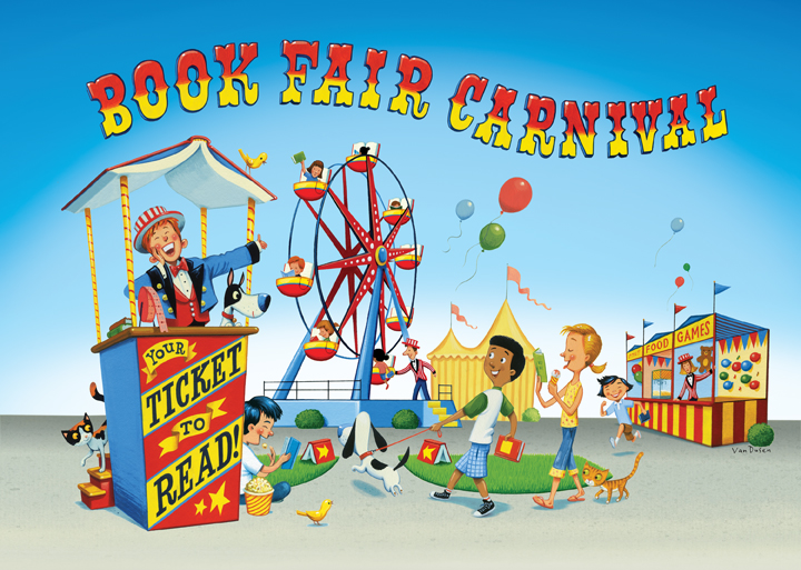 720x513 Scholastic Book Fair Carnival Theme