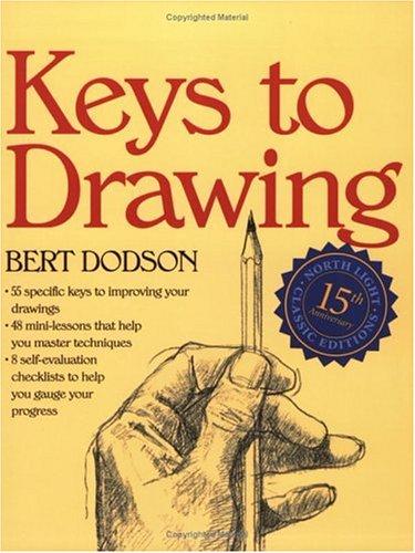 375x500 Keys To Drawing By Bert Dodson