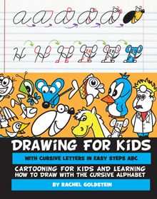 220x279 Kids Drawing Books Cursive Letters, Cartoon Drawings And Cursive