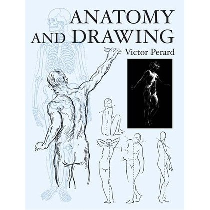 420x420 Anatomy And Drawing By Victor Perard