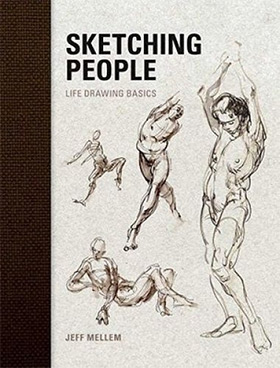 280x368 The Best Books For Mastering Life Drawing