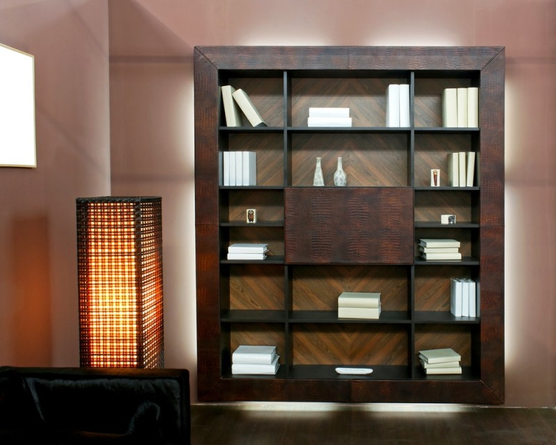 800x640 Bookcase And Bookshelf Ideas For Living Rooms