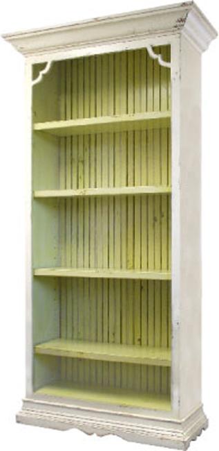 317x650 Brandi Bookcase Measures 43 12'' X 18'' X 86 34''. Cut Out