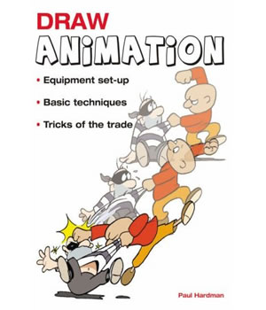 300x350 How To Draw Cartoon Books