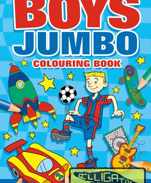 495x600 Colouring Books For Boys Letter To Buster Books Let Toys Be Toys