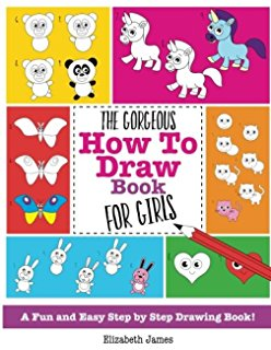 248x320 The Brilliant How To Draw Book For Boys Elizabeth James