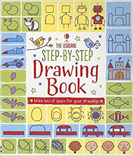 260x305 Step By Step Drawing Book (Activity Books For Little Children