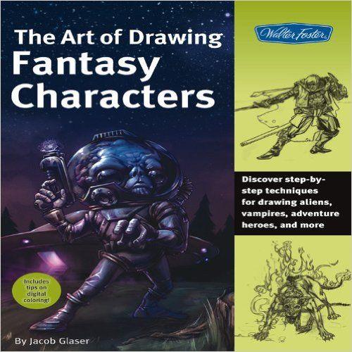 500x500 Art Of Drawing Fantasy Characters Pdf Drawing