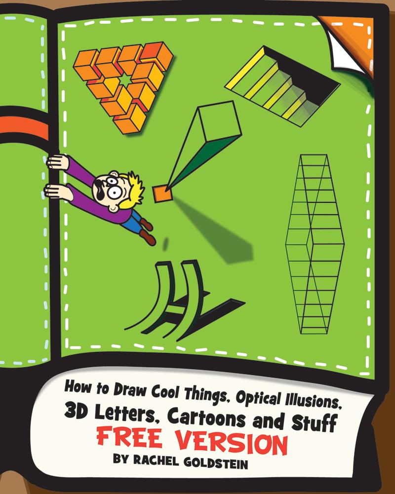 800x1001 Free Cool Stuff Drawing Book